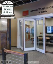 windows doors and more custom 360-degree virtual showroom tour